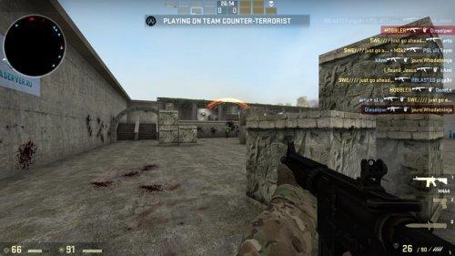 Основы стрельбы в CS:GO.