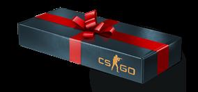Рандомные скины из Коробок с подарками CSGO